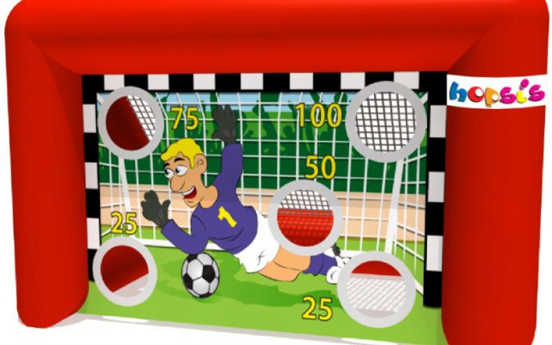 Fotbollsmålet